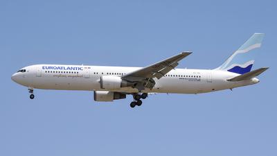 A picture of CSTKS - Boeing 76736N(ER) - EuroAtlantic Airways - © DZX_14572