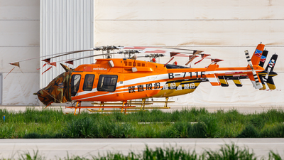 B-711F - Bell 407GXP - Shaanxi Helicopter