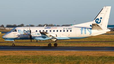 G-LGNC - Saab 340B - Flybe (Loganair)