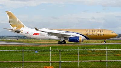 A9C-KF - Airbus A330-243 - Gulf Air