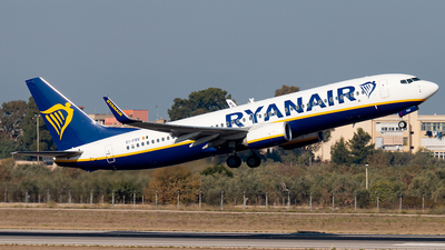 EI-FRV - Boeing 737-8AS - Ryanair
