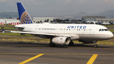 N820UA - Airbus A319-131 - United Airlines
