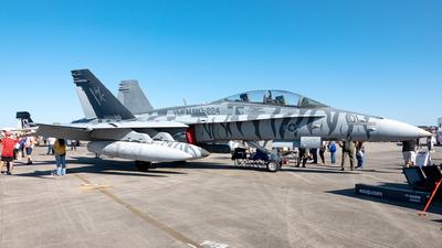 164901 - McDonnell Douglas F/A-18D Hornet - United States - US Marine Corps (USMC)