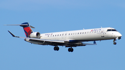N538CA - Bombardier CRJ-900ER - Delta Connection (ExpressJet Airlines)