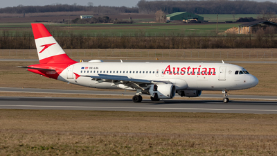 A picture of OELBL - Airbus A320214 - Austrian Airlines - © Hanjo Schrenk