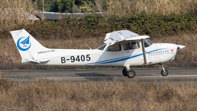 B-9405 - Cessna 172R Skyhawk - AVIC Zhuhai General Aviation
