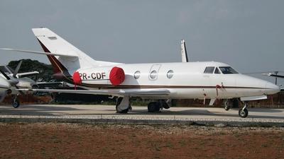 PR-CDF - Dassault Falcon 10 - Private