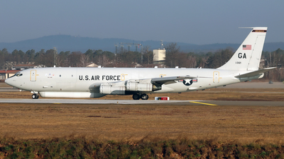 95-0121 - Boeing E-8C JSTARS - United States - US Air Force (USAF)