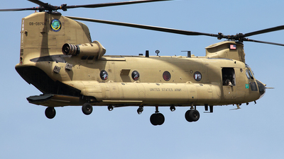 08-08768 - Boeing CH-47F Chinook - United States - US Army