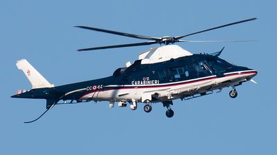 MM81665 - Agusta-Westland AW-109N Nexus - Italy - Arma dei Carabinieri