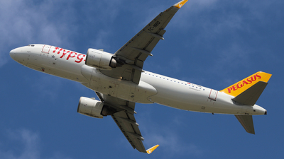 A picture of TCNBD - Airbus A320251N - Pegasus Airlines - © László Kurilla