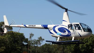 A picture of VHMJO - Robinson R44 II - [11551] - © Fabian Zimmerli
