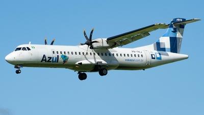 A picture of PRTKJ - ATR 72600 - Azul Linhas Aereas - © CACSPOTTER