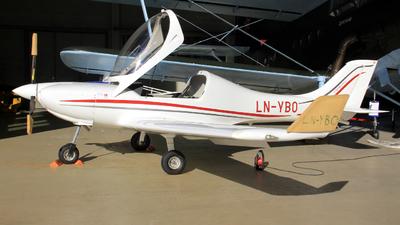 LN-YBO - AeroSpool WT9 Dynamic - Grenland Flyklubb