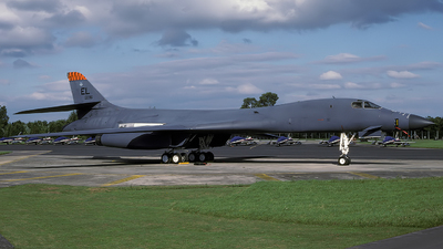86-0096 - Rockwell B-1B Lancer - United States - US Air Force (USAF)