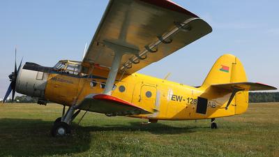 EW-128AB - PZL-Mielec An-2 - Belarus - DOSAAF
