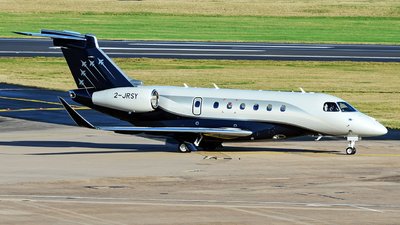 2-JRSY - Embraer EMB-550 Legacy 500 - Private