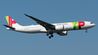 CS-TUN - Airbus A330-941 - TAP Air Portugal