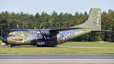 50-72 - Transall C-160D - Germany - Air Force
