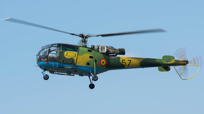 57 - IAR-316B - Romania - Air Force