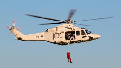 I-PTFN - Agusta-Westland AW-139 - Agusta-Westland