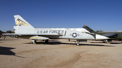 59-0023 - Convair F-106A Delta Dart - United States - US Air Force (USAF)