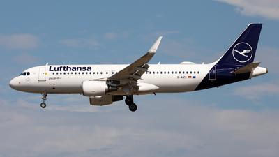 A picture of DAIZX - Airbus A320214 - Lufthansa - © Sebastian Sowa