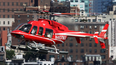 N407MX - Bell 407 - Gotham Helicopter