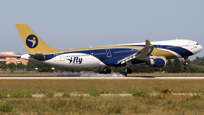 EI-ETI - Airbus A330-322 - I-Fly Airlines