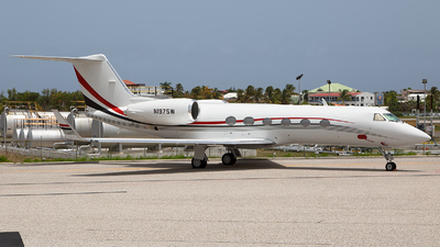 N197SW - Gulfstream G-IV(SP) - Private