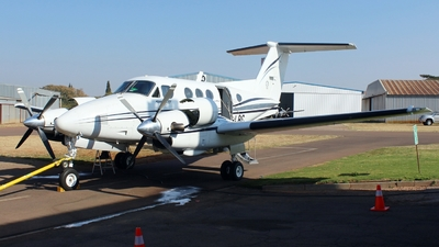 ZS-LBC - Beechcraft F90 King Air - Private