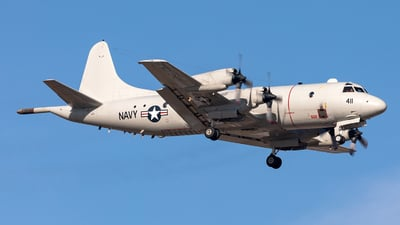 161411 - Lockheed P-3C Orion - United States - US Navy (USN)