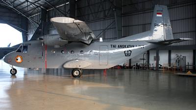 U-6206 - IPTN NC212M-200 Aviocar - Indonesia - Navy