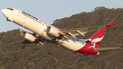 VH-VXL - Boeing 737-838 - Qantas