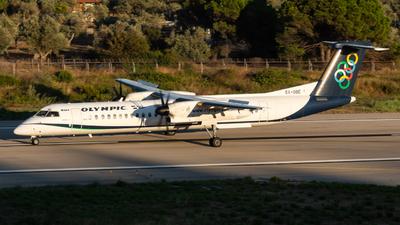 SX-OBE - Bombardier Dash 8-Q402 - Olympic Air