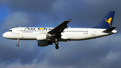 EI-DSM - Airbus A320-216 - Air One