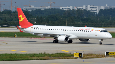 B-3238 - Embraer 190-200LR - Tianjin Airlines