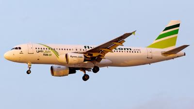 LZ-FBC - Airbus A320-214 - nas air (Bulgaria Air)