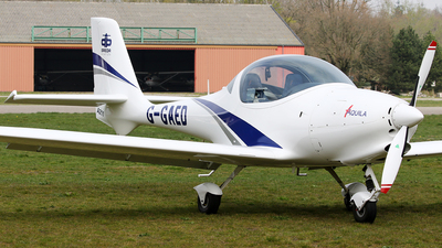 G-GAED - Aquila AT01 - Breda Aviation