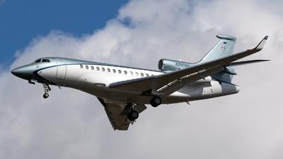 N990HA - Dassault Falcon 7X - Private