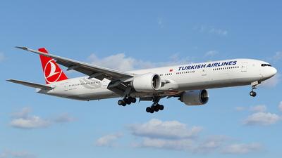 TC-LJI - Boeing 777-3F2ER - Turkish Airlines