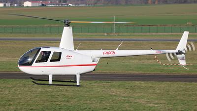 F-HDGN - Robinson R44 Raven - Private