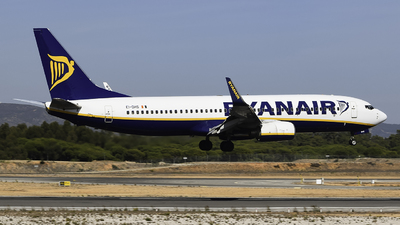 A picture of EIDHS - Boeing 7378AS - Ryanair - © Stasha Silvestre