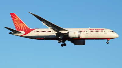 A picture of VTAND - Boeing 7878 Dreamliner - Air India - © Jakob Studemund