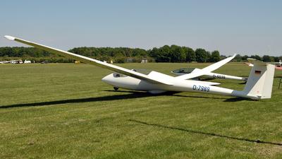 D-7989 - Schleicher ASK-21 - Private