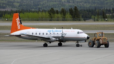 C-FCSE - Hawker Siddeley HS-748 Series 2A - Air North