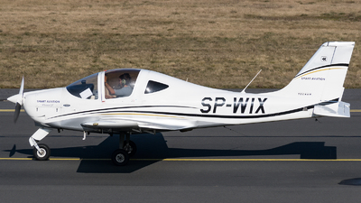 SP-WIX - Tecnam P2002JF Sierra - Smart Aviation (Poland)