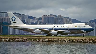 PP-VNB - Boeing 747-2L5B(M) - Varig
