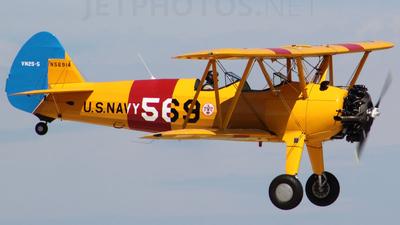 A picture of N56914 - BoeingStearman Model 75 - [752101] - © Gary Guy