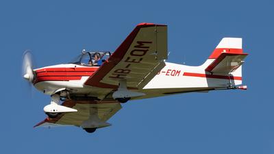 HB-EQM - Robin DR300/180R - Segelfluggruppe Solothurn